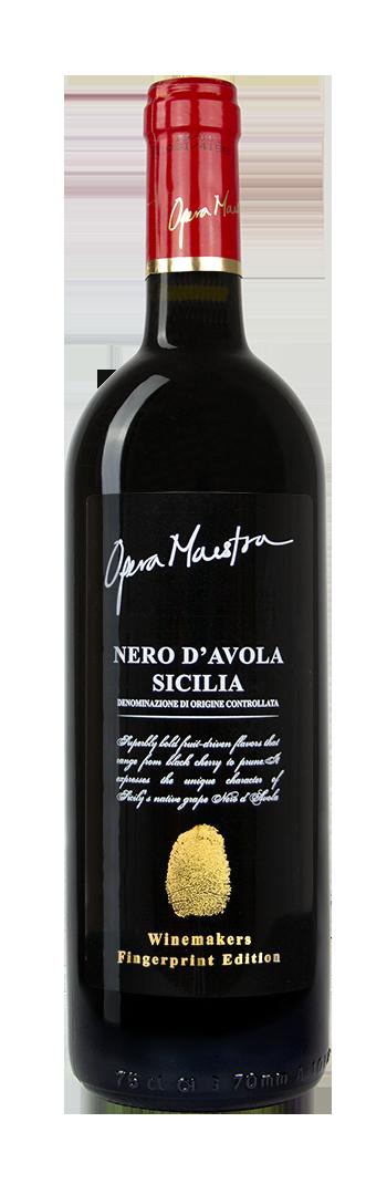 OM_Nero d'avola Sicilia